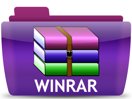 Как разделить файл на части с помощью WinRar