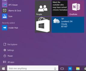 пуск в Windows 10 по причине критической ошибки