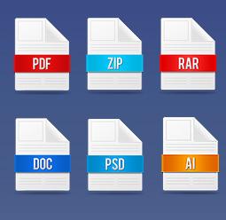 расширение файла в Windows 10