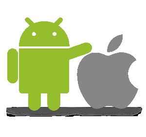 Как перенести контакты с iPhone на Android?