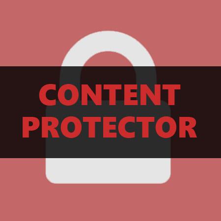 Content Protector: что это за программа
