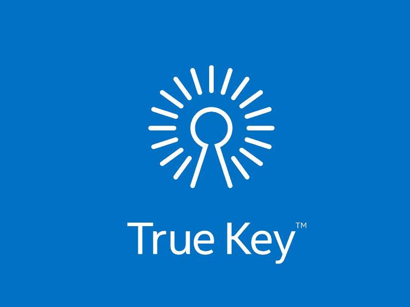 Что за программа True Key