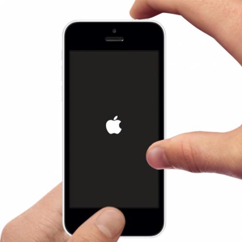 ekstrennaya perezagruska iphone