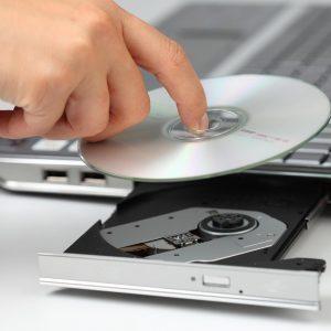 diskovod ne otkryvaetsya