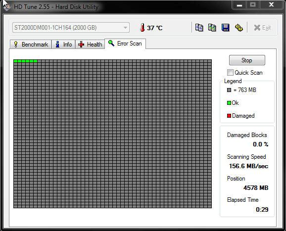 kak proverit skorost shestkogo diska