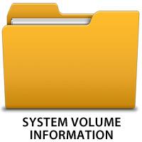 System Volume Information chto za papka