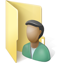 folder windows change
