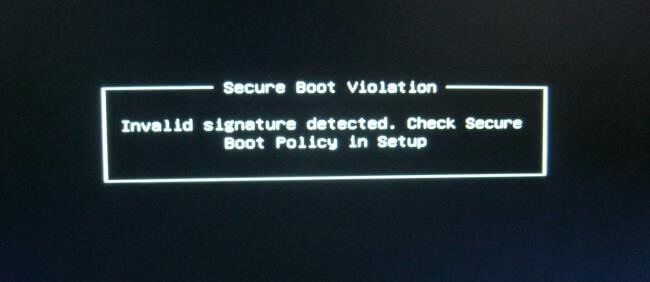secure-boot-violation