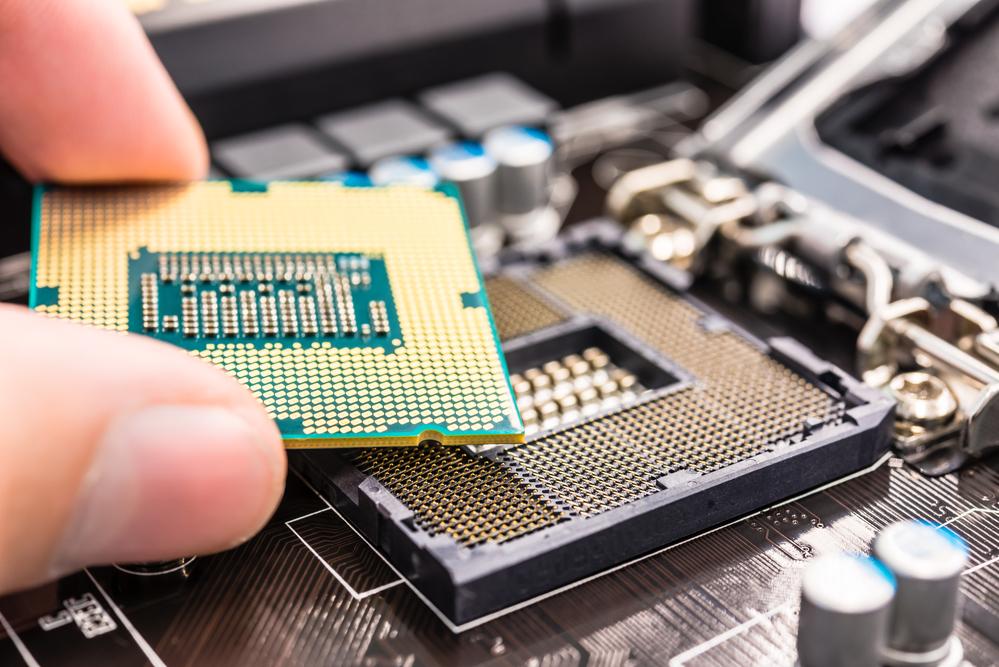 Как выглядит процессор в компьютере фото